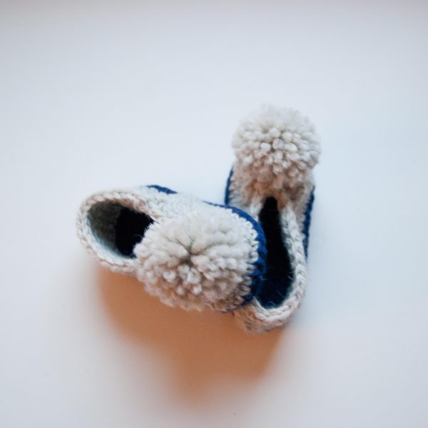 scarpe ballerine pon pon