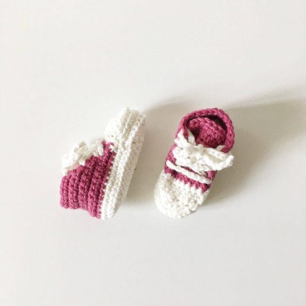 scarpe a tennis da neonato