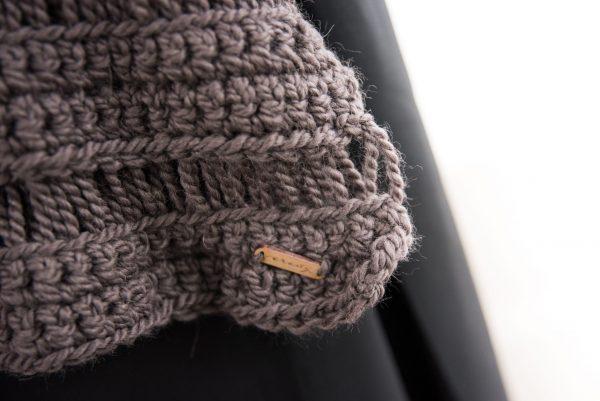 sciarpa cappuccio